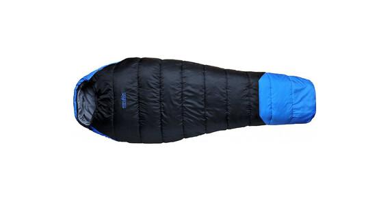 High Colorado Peak Schlafsack schwarz-blau